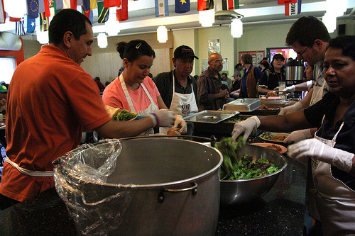 Volunteer Seattle Soup Kitchen Besto Blog