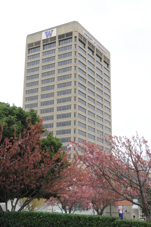 Getting to know uw s campus international english for 13th floor augusta tower