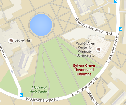 Sylvan Grove Map